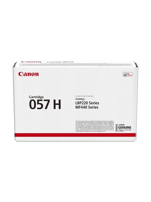 Cartouche toner 057H original Canon