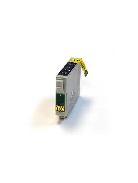 Cartouche d'encre T0801 compatible pour Epson