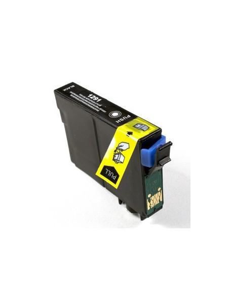 Cartouche d'encre T1291 compatible pour Epson
