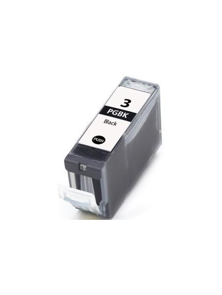 Cartouche d'encre BCI-3E/BCI-6 compatible pour Canon