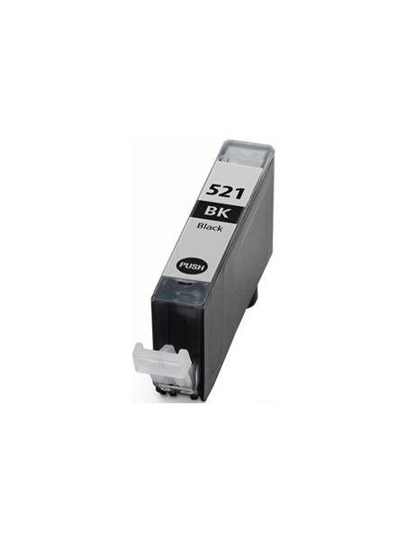 Cartouche d'encre CLI-521 compatible pour Canon