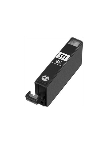 Cartouche d'encre CLI-551/PGI-550 compatible pour Canon.