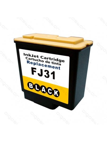 Cartouche d'encre FJ31 compatible pour Olivetti