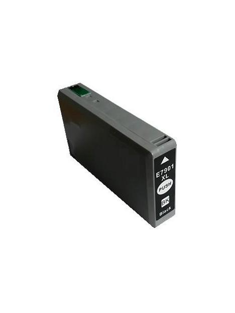 Cartouche d'encre T7901/T7911 compatible Noir pour Epson.jpg