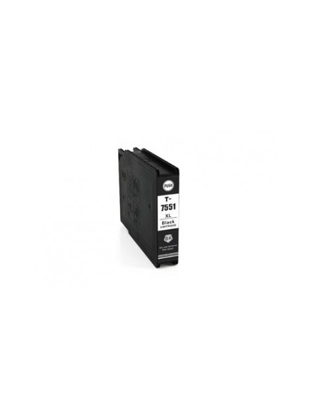 Cartouche d'encre pigmentée T7551/T7561 compatible pour Epson