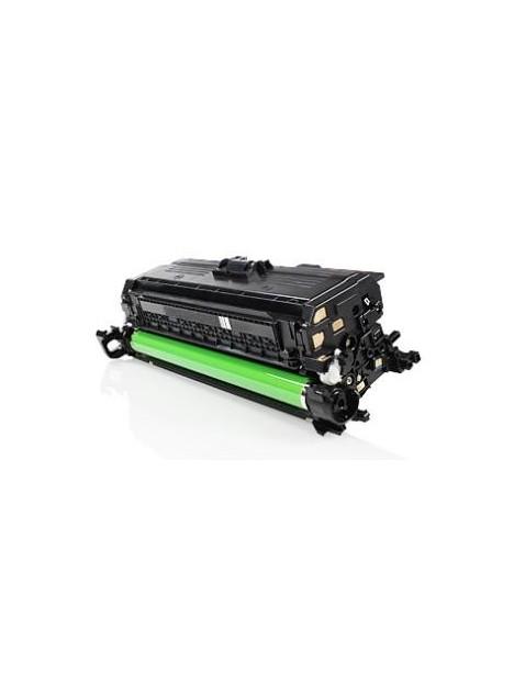 Cartouche toner CE260X générique Noir pour HP