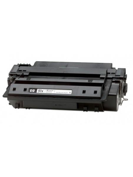 Cartouche toner Q7551X générique pour HP