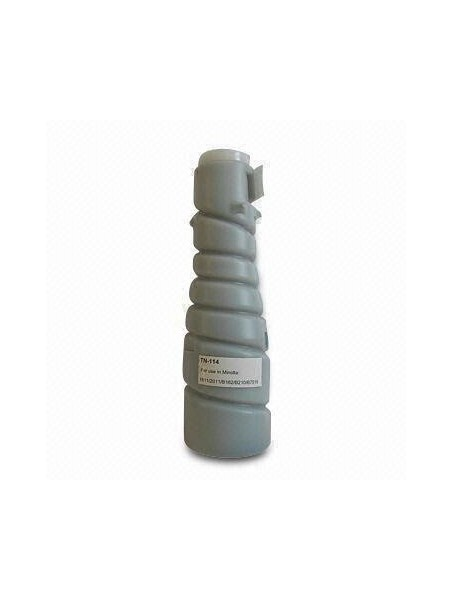 Cartouche toner TN114/TN101K compatible pour Konica Minolta