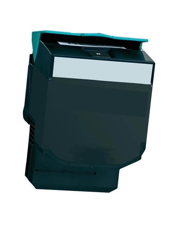 Compatible : cartouche toner CX410/CX510 Noir pour Lexmark.jpg