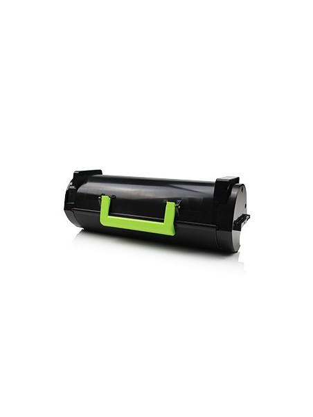 Cartouche toner MX510/MX511/MX611 compatible pour Lexmark