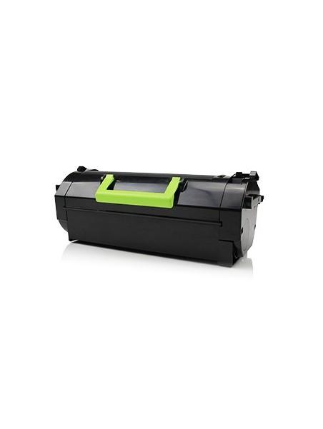 Cartouche toner MX710/MX711/MX810/MX811/MX812 compatible pour Lexmark