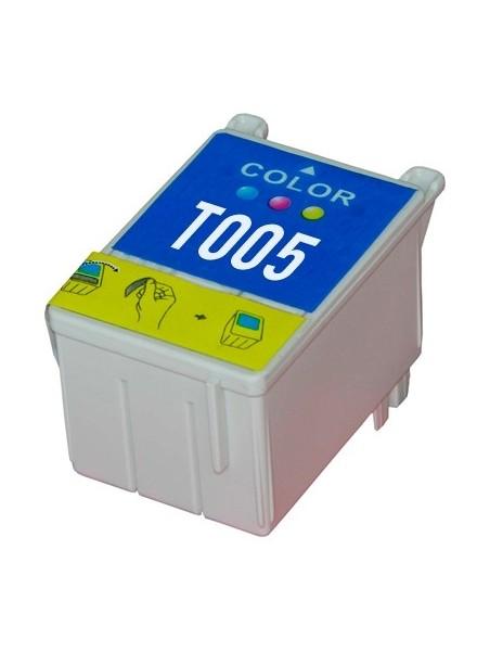 Cartouche d'encre T005 compatible pour Epson