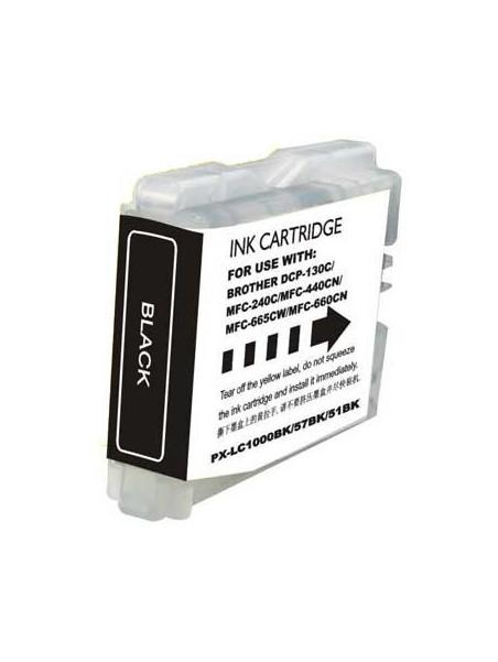 Cartouche d'encre LC1000XL compatible pour Brother