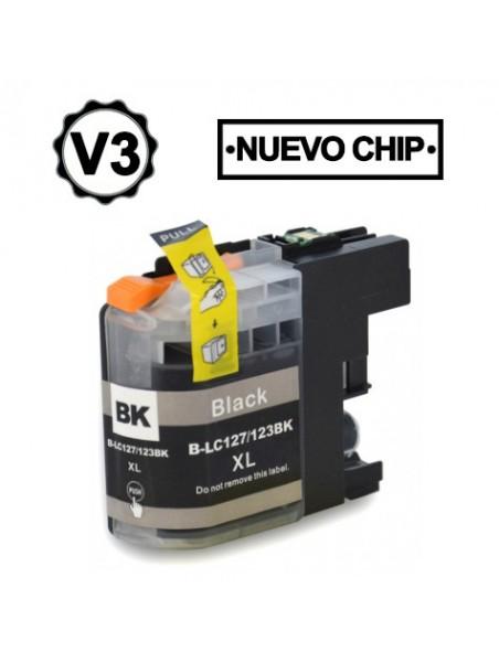 Cartouche d'encre LC121 / LC123 compatible Noir pour Brother.jpg