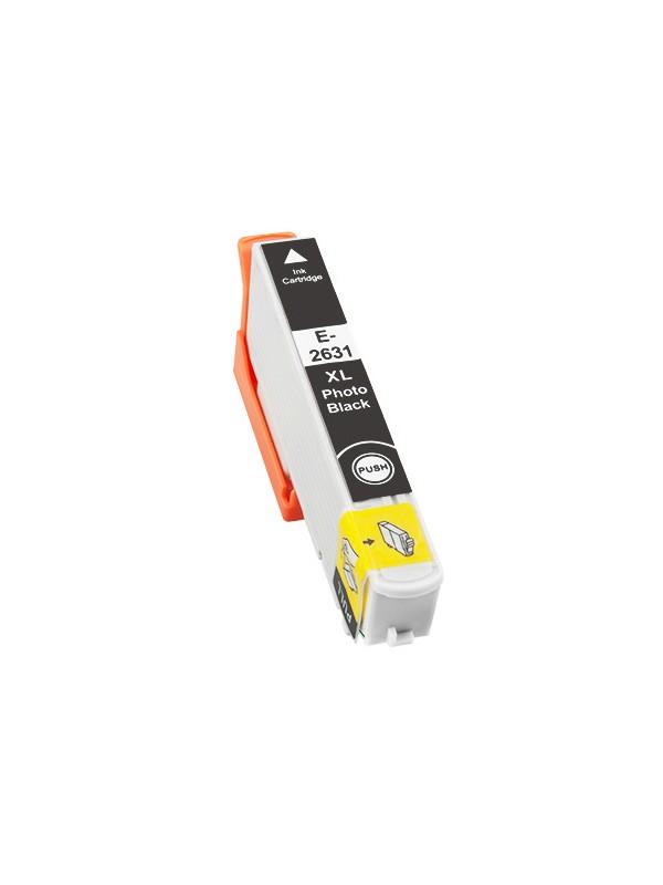 Cartouche d'encre T2631/T2611 compatible Noir pour Epson.jpg