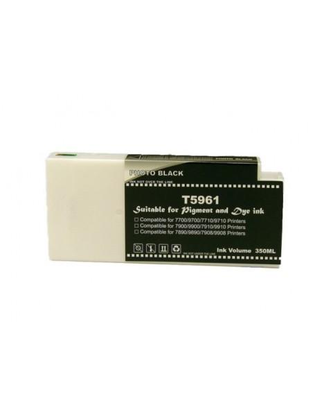 Cartouche d'encre pigmentée T5961 compatible pour Epson