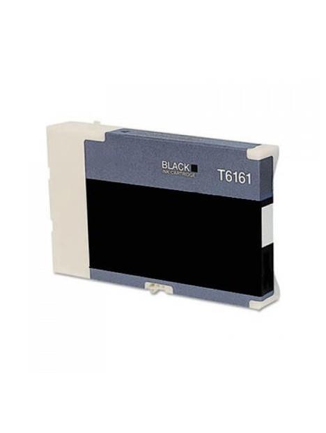 Cartouche d'encre pigmentée T616100 compatible Noir pour Epson.jpg