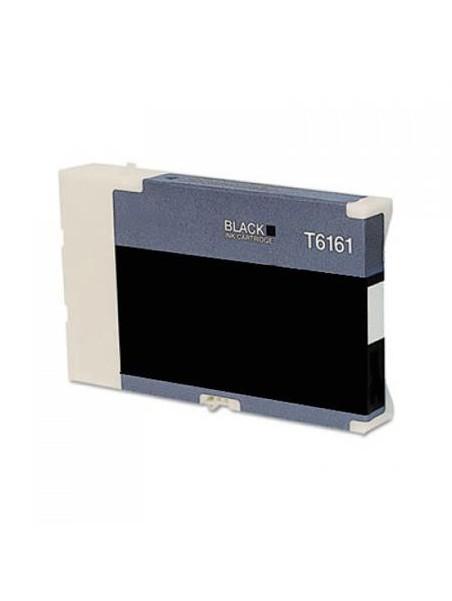 Cartouche d'encre pigmentée T616100 compatible pour Epson