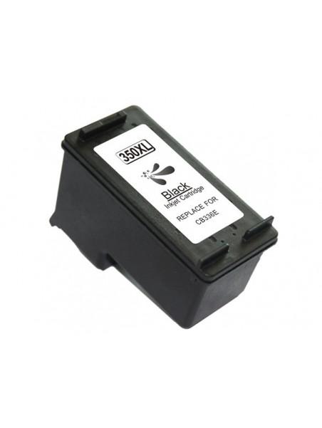 Cartouche d'encre 350XL/351XL remanufacturée pour HP
