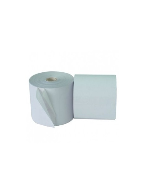 Rouleau de papier thermique 62x55x12 mm