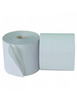 Rouleau de papier thermique 80x70x12 mm