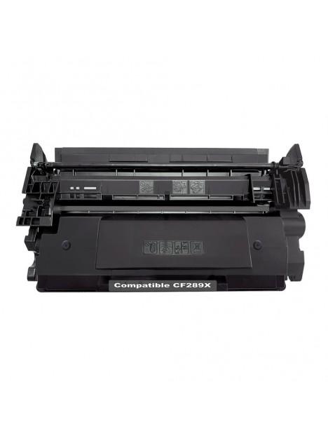 Cartouche toner CF289X compatible pour HP