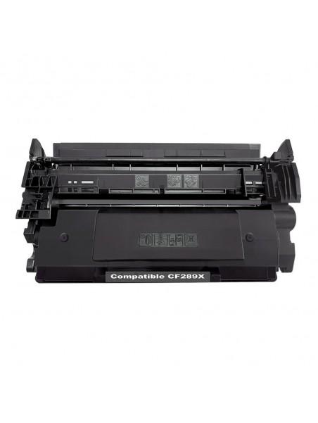 Cartouche toner CF289X générique pour HP (SANS PUCE)