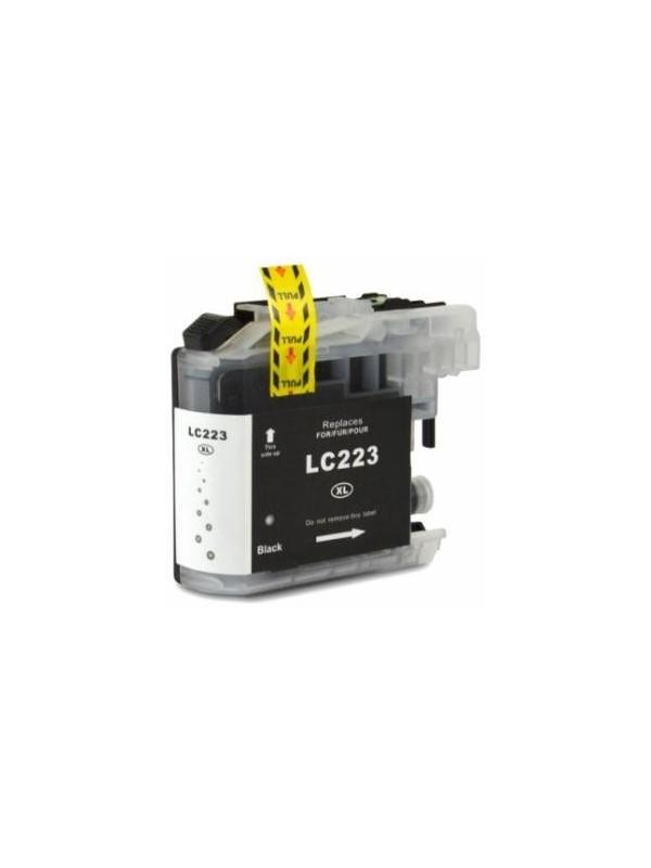 Cartouche d'encre LC223 / LC221 compatible Noir pour Brother.jpg