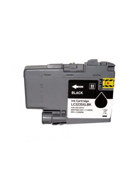 Cartouche d'encre LC3235XL/LC3233 pigmentée compatible pour Brother