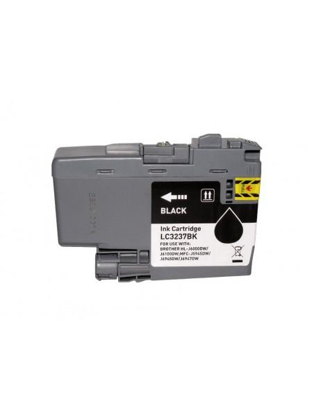 Cartouche d'encre LC3237 pigmentée compatible pour Brother