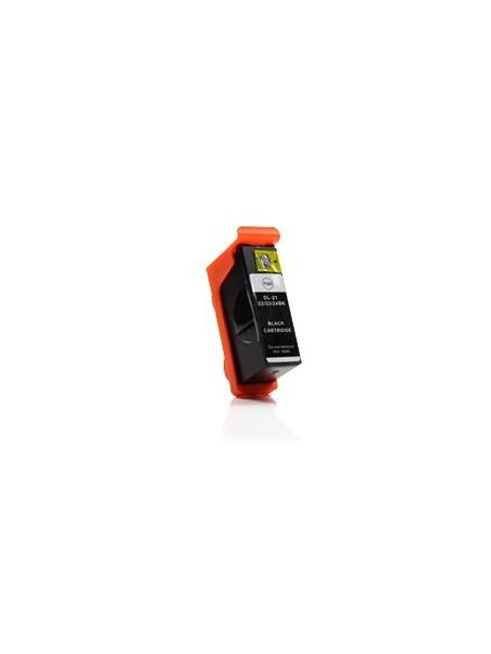 Cartouche d'encre Y498D/X739N/X737N compatible pour Dell