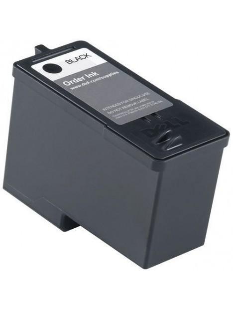Cartouche d'encre remanufacturée JP451 Noire pour Dell